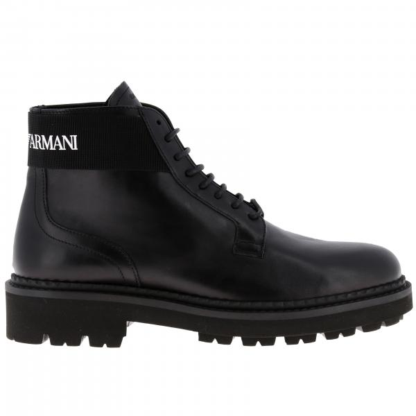 Trainers men Emporio Armani