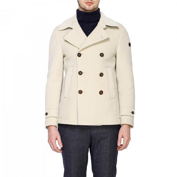 Coat men Manuel Ritz