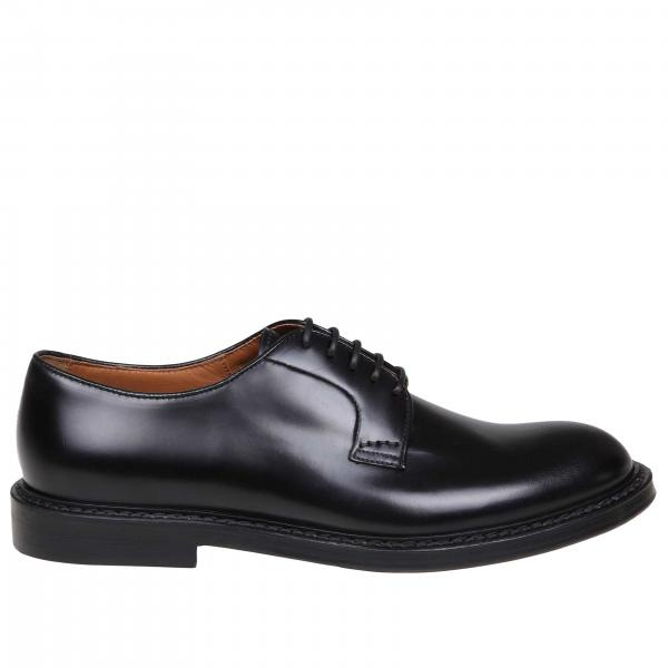 Brogue shoes Doucals DU1385SIENUF007N