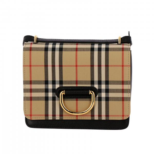 Mini bag Burberry 8010544