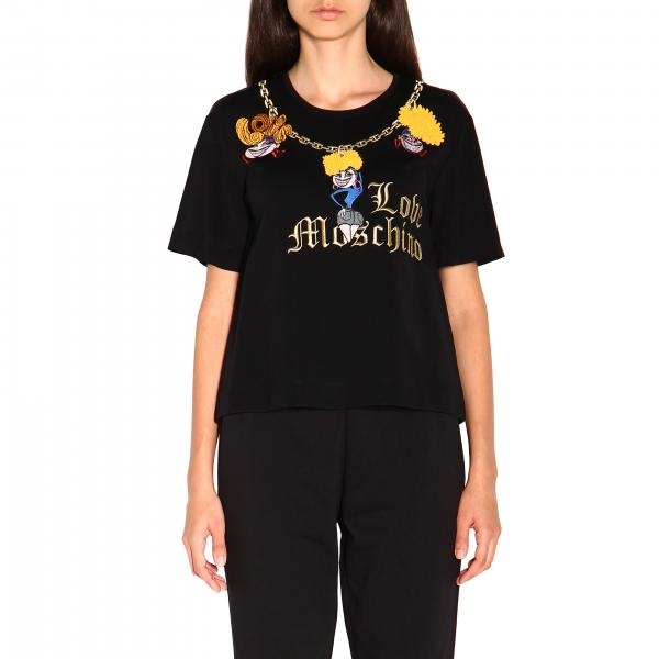 T-Shirt Love Moschino W4G9001 E2019