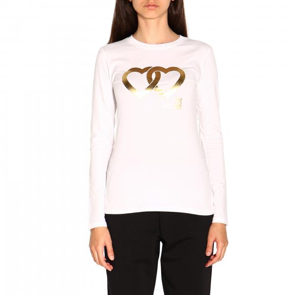 T-Shirt Love Moschino W4G5208 E2065