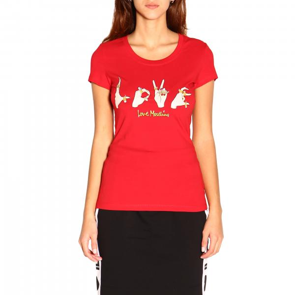 T-Shirt Love Moschino W4B194Y E2065
