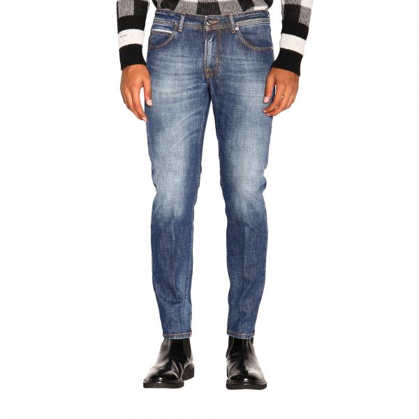 Jeans Briglia stretch in denim