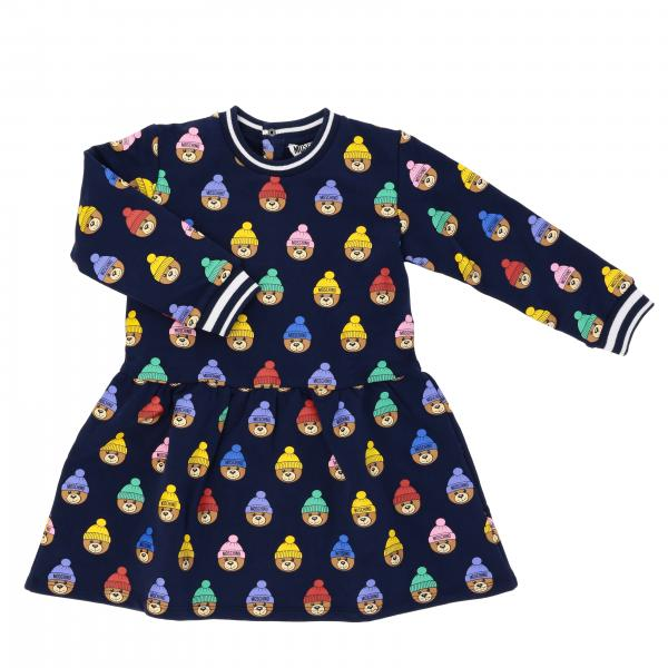 Dress Moschino Baby MDV07D LDB22