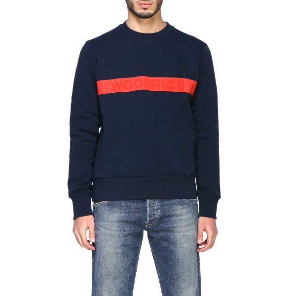 Sweatshirt men Woolrich