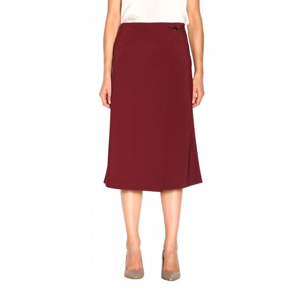 Fay Classic skirt with mini frog