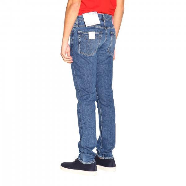 BlueJ30j311916 Calvin Uomo Jeans Jeans Klein Uomo Calvin 0N8PnwOkX