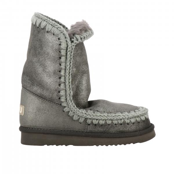 Bottines plates Mou eskimo boot 24