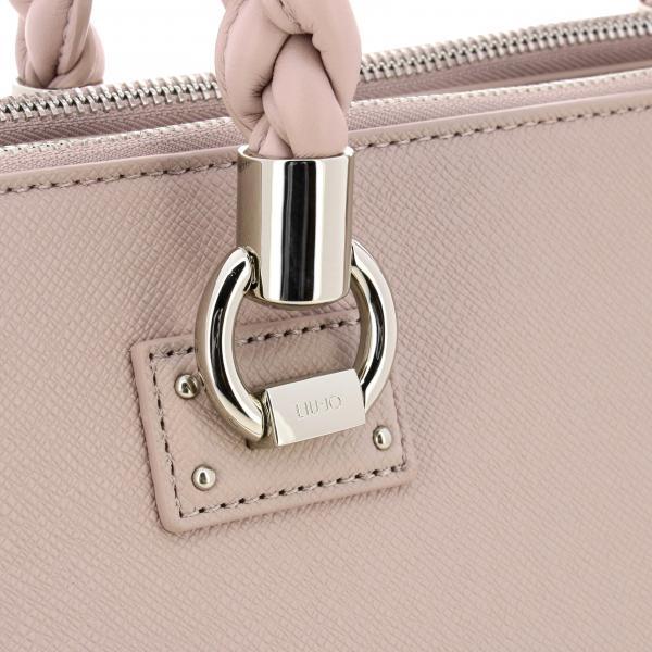 Full Zip Manici Borse Metallico Tracolla Con Logo N69139e0087 JoBorsa Liu A Donna Intrecciati E 5j4AR3Lq