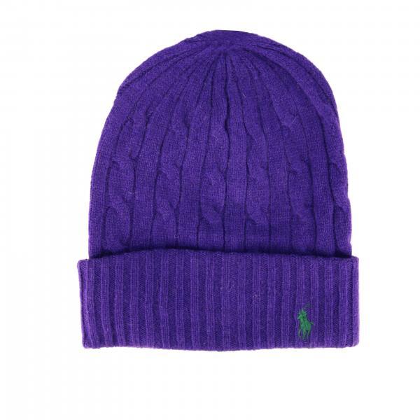 Polo Ralph Lauren 麻花纹帽子