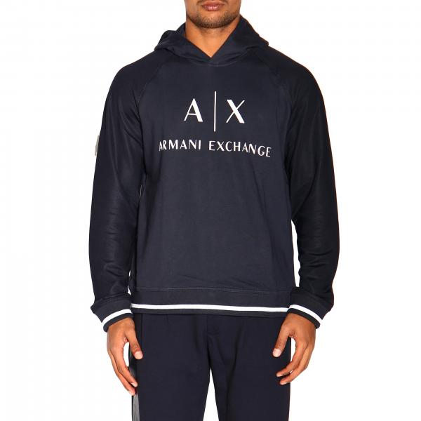 Sweatshirt Armani Exchange 6GZM79 ZJ1GZ