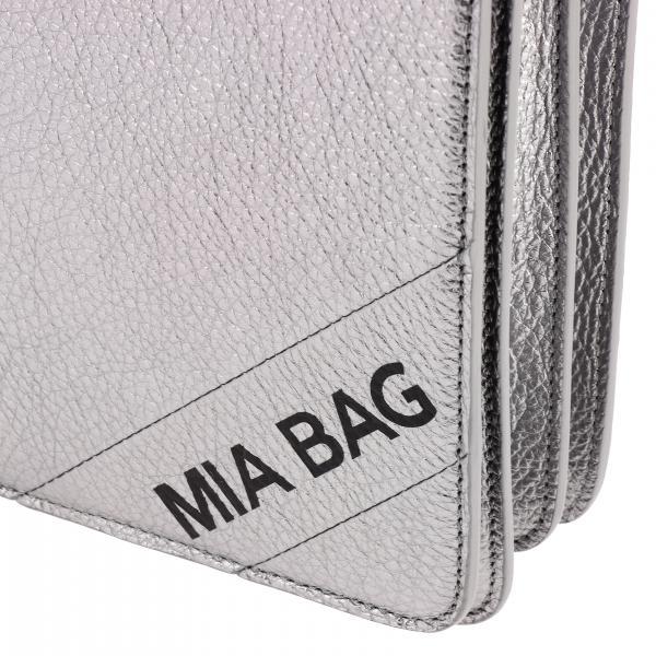 A Mia 19325 Logo Con Borsa Mano Donna BagLaminata Maxi dxrBoeC