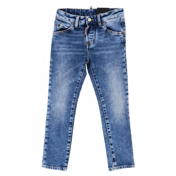 Jeans Dsquared2 Junior DQ01PX D00VT