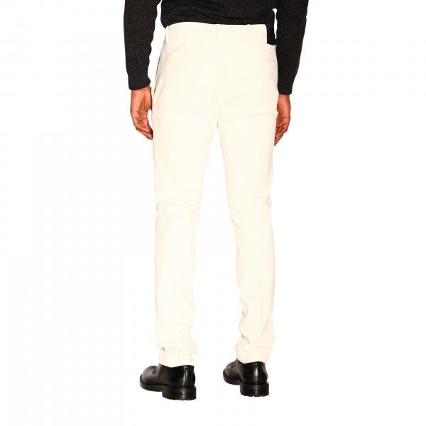 Michael Uomo Coal Pantalone PannaBrad 2616 dBsQrtChxo