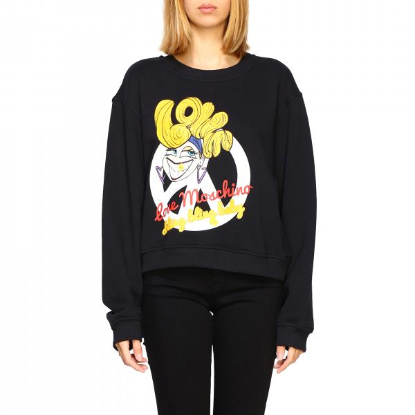 Sweatshirt Love Moschino W630629 M4068