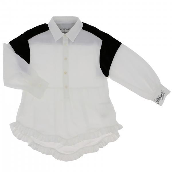 Shirt kids Philosophy Di Lorenzo Serafini