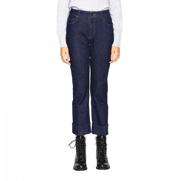 Jeans Fay classic a vita regolare con tasche bull