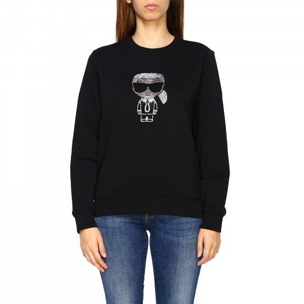 Sweat-shirt femme Karl Lagerfeld
