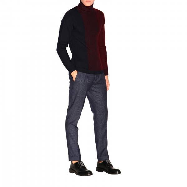 Pantalone Uomo Pantalone BlueHf11z10cl1 Uomo Pt BlueHf11z10cl1 Pt Tg40 ulc31TFKJ