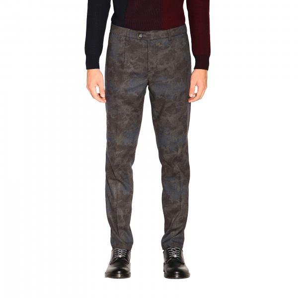 GrigioCarrot Pantalone Uomo GrigioCarrot Uomo W19sd6 Baronio Pantalone Baronio eD29IEHYWb