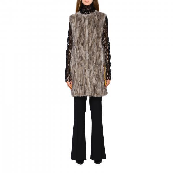 Fur coats women Alessandra Chamonix