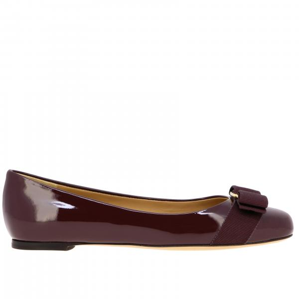 Ballet pumps Salvatore Ferragamo 01A181