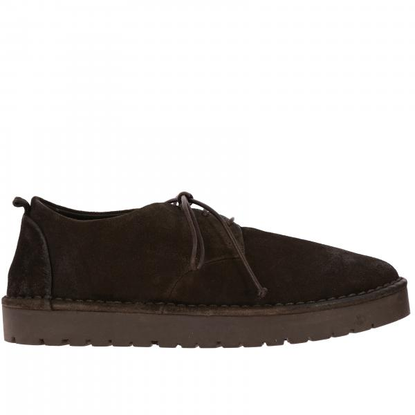 Sancrispa Alta Marsell laced shoes in suede