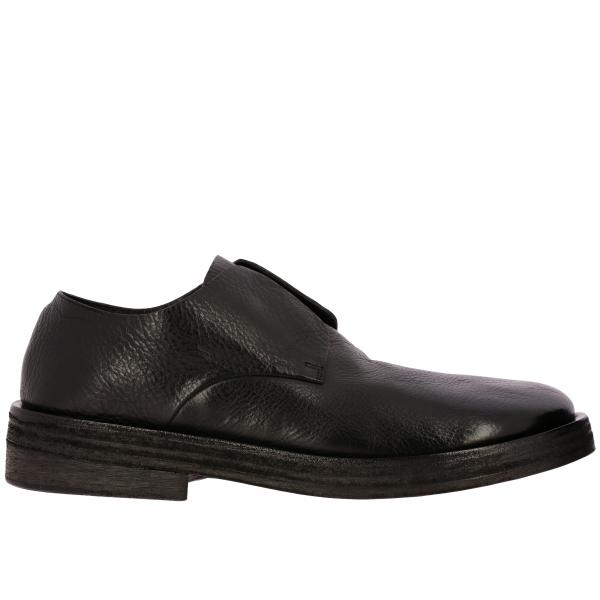 Marsell El listolo Derby shoes in leather