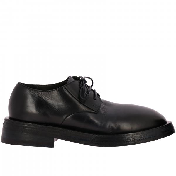 Marsell Mentone Derby shoes in leather