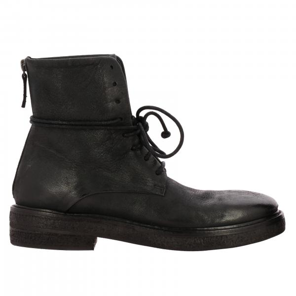 Flat ankle boots women Marsell