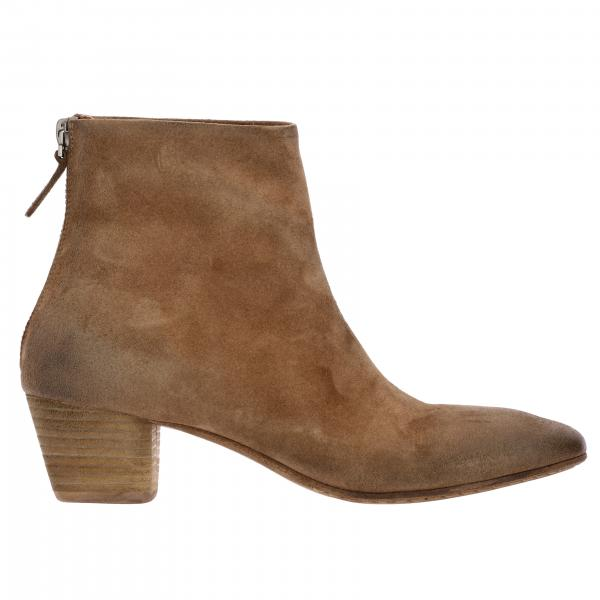 Marsell Zip Coltello inverno Ankle Boot aus Wildleder
