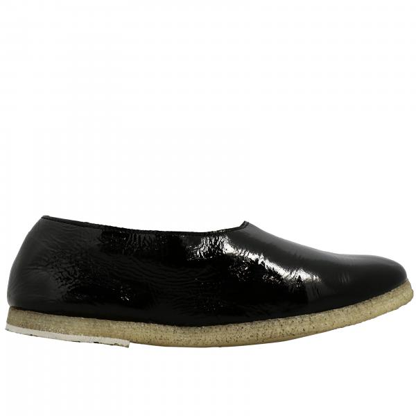 Mont Coltellara Marsell ballet flats in shiny leather