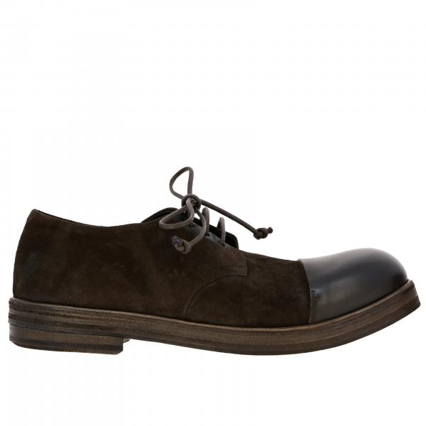 Brogue shoes men Marsell