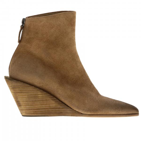 Heeled ankle boots women Marsell