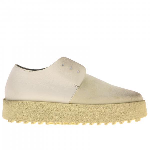 Marsell Sfesa 微孔橡胶鞋底德比鞋