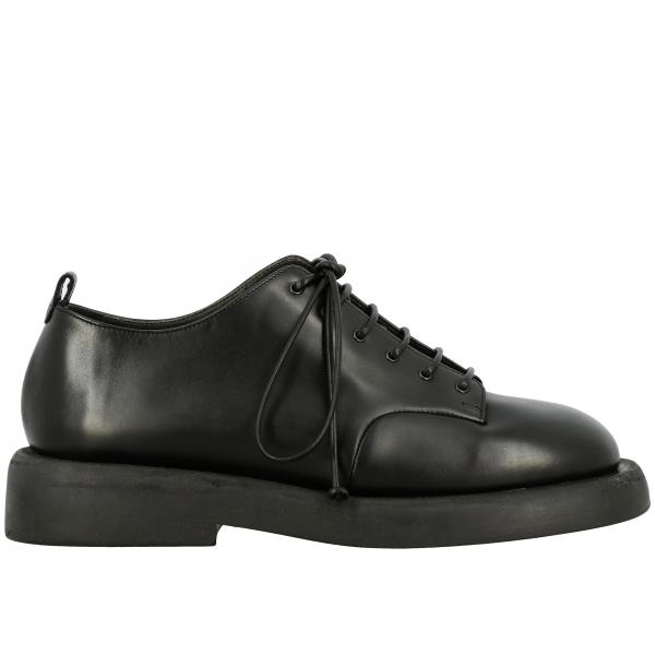 Pedula Gommello Derby Marsell with rubber sole