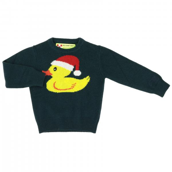 Pull Mc2 Saint Barth DOUGLAS DUCKY SNOW