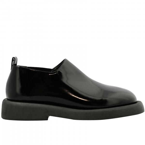 Ботинки Gommello Marsell из кожи на резиновой подошве