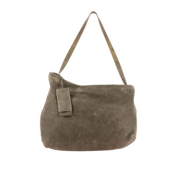 Marsell Fantasma shoulder bag in suede