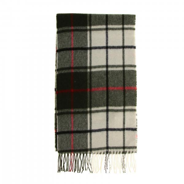 Woolrich 格纹围巾