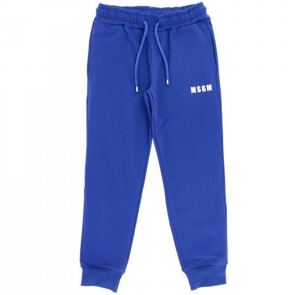 Pantalon enfant Msgm Kids