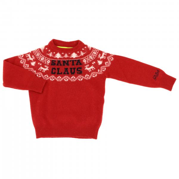 Jumper Mc2 Saint Barth DOUGLAS REINDEER SANTA