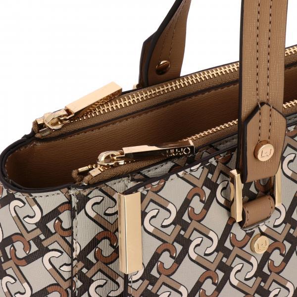 TortoraBorsa Donna Borse Con Logo N69012e0017 Over Jo Liu Tote All CorBdxe