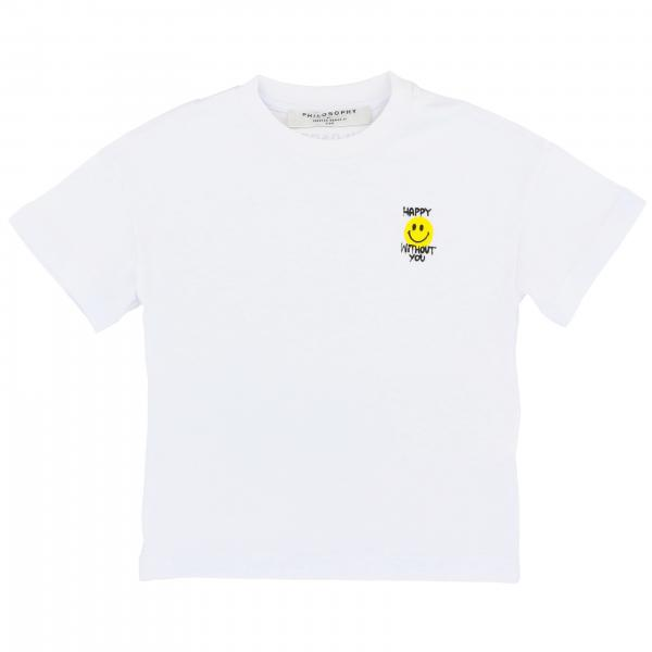 T-shirt kids Philosophy Di Lorenzo Serafini