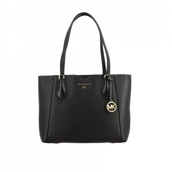 Mae Michael Michael Kors bag in textured leather with logo