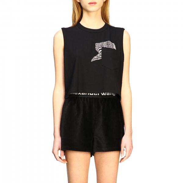 Top damen Alexander Wang