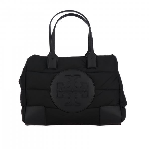 Ella mini puffer Tory Burch bag in padded nylon