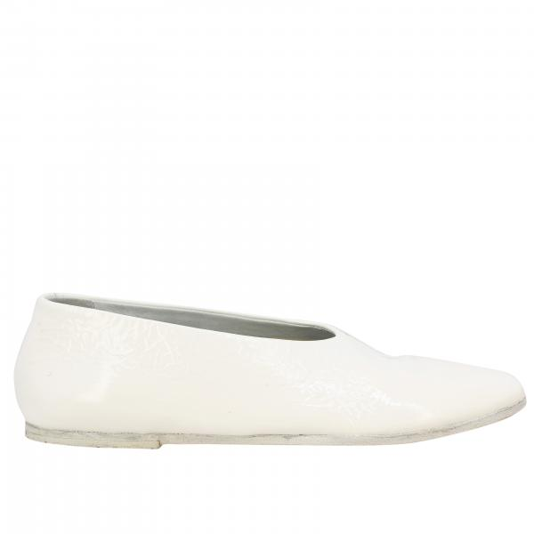 Marsèll Coltellaccio ballet flat in patent leather