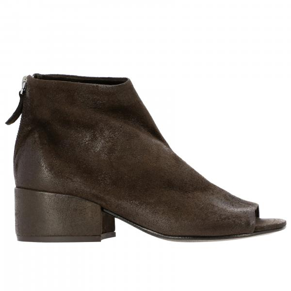 Bottines Cubetto Marsell en daim
